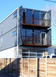 do shipping container homes stack up north denver tribune