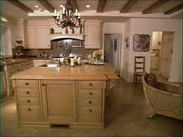 Ivory Colored Kitchen Cabinets Excellent Grey Color Large Old World Style Kitchen Cabinets