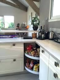 accessoire meuble d angle cuisine tourniquet meuble cuisine rangement meuble cuisine le