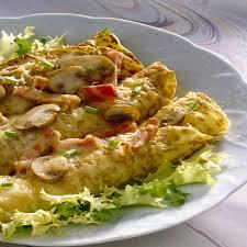 recette crêpes aux fruits de mer à la normande