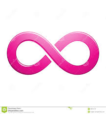 infinity sign infinity symbol design stock vector image of modern 46831479