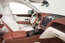bentley mulliner interior 2017 bentley bentayga one week review automobile magazine