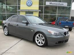 bmw 5 series 545i 2007 auto images and specification