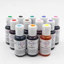 amazing food coloring gel wilton 4 224 coloring page