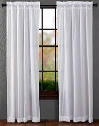 Gypsy Ruffled Shower Curtain Window Curtain Changing Ruffle Shower Curtain In A Window