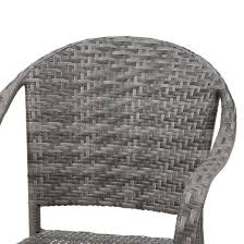 sunset 2pk wicker patio chairs christopher knight home target