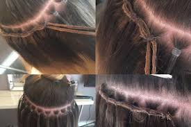 la weave hair extensions fitting styles hair extensions west midlands tailor made extensions