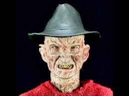 A Nightmare On Elm Street Freddy Krueger Sixth Scale Figure By