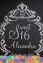 Sweet Light Buy Sweet Sixteen Cake Toppers And Quincearena Cake Toppers