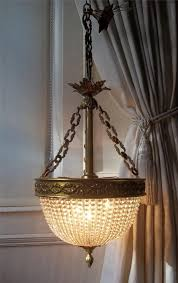 Basket Chandeliers 32 Best Basket Chandelier Images On Pinterest Basket