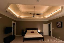 Lighted Ceiling How To Build A Lighted Coved Ceiling Www Lightneasy Net