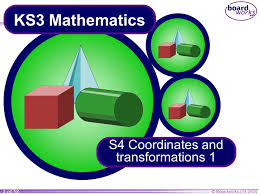 s4 coordinates and transformations 1 ppt video online download