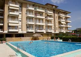 Wohnzimmerm El Cuba Residence Zeta Italien Lido Di Jesolo Booking Com