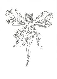extraordinary winx club bloom coloring pages almost unusual