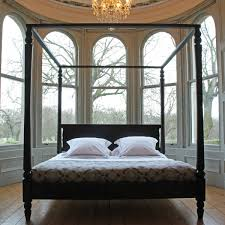 kingston bed luxury four poster beds turnpost goldsborough