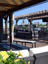 photos chicago roof deck garden hgtv
