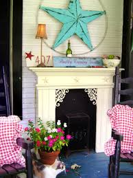Shabby Chic Country Decor by Shabby Chic Kitchen With Fireplace Interior Design Decor