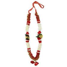 puja fancy garland designer garlands krishna trading company