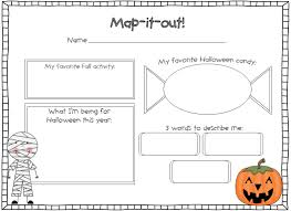 Halloween Acrostic Poem Template Halloween Writing Activity 2nd Grade U2013 Festival Collections