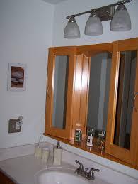 Bathroom Medicine Cabinet With Mirror And Lights Medicine Cabinets With Mirrors Lights Outlet For Bathroom