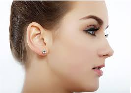what size diamond earrings should i buy everyday earrings the fashion foot