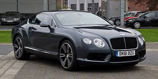 bentley continental gt modern muscle a fierce looking british grand tourer the bentley continental gt