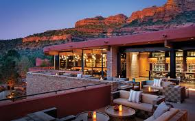 Sedona Luxury Homes by View 180 Sedona Restaurant Enchantment Resort Arizona