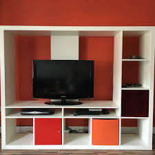 Expedit Desk White by Ikea Expedit White Tv Media Unit Now Called Kallax In