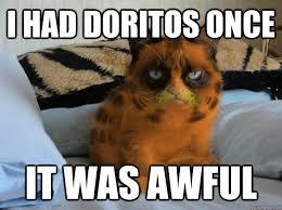 Doritos Meme - i had doritos once cat meme cat planet cat planet