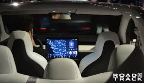 suv tesla inside tesla model 3 interior 1 cars pinterest models