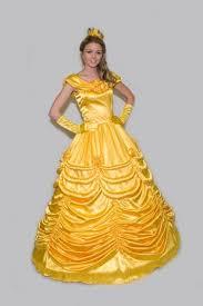 Ariel Halloween Costume Women Belle Beauty Beast Gown Costume Bbeauty79