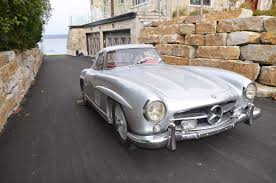 classic mercedes coupe rare classic mercedes gullwing miraculously found on ebay driving