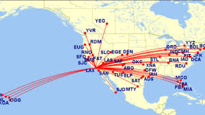 Mia Airport Map Petition Redding Ca Communitty Getting Direct Flights From