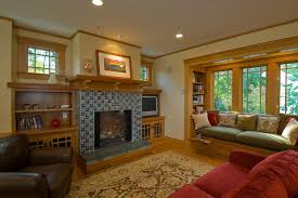 built in window seat detroit freestanding window seat family room craftsman with