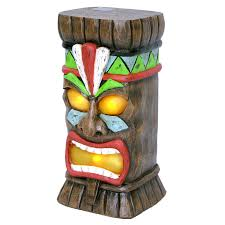 Tiki Home Decor Shop Garden Statues Sculptures At Lowes Com