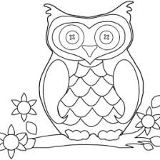 cute owl coloring pages az coloring pages owl printable coloring