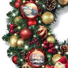 lighted christmas wreaths for windows lighted christmas wreath flocked multi colored for car evaero co