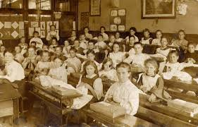 pupils in a needlework lesson in victorian times nen gallery