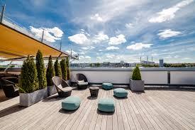 rooftop deck design 7 rooftop decking and terrace designs kebony
