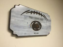 Wall Decor For Man Cave Carved Man Cave Sign 13