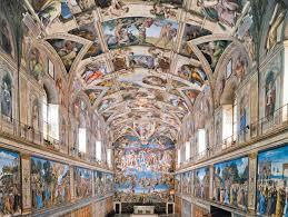 sistine chapel vatican city u2013 italy traveldigg com