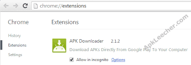 chrome extension apk downloader guide apk from play without device id