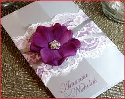 purple wedding invitation kits purple wedding invitation kits photos of wedding invitations