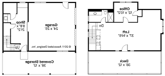 cool garage plans elwood cool garage floor plans with loft