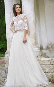 sleeve lace plus size wedding dress plus size lace wedding dress with sleeves pluslook eu collection