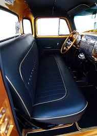 Ford Ranger Truck Seats - 1966 ford f100 dirt road rumbler upholstry furniture