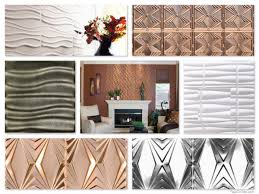 Decorative Wall Art by Wavy Design Decorative Wall Art Panels Ceiling Tile Ideas