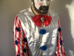captain spaulding costume captain spaulding rob mask bust jason sid haig myers prop