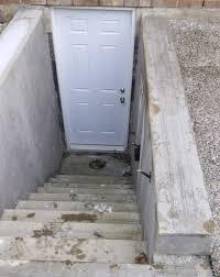 Prefab Basement Stairs Basement Entrance Basements Ideas