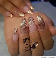 best 10 gold wedding nails ideas on pinterest gold manicure
